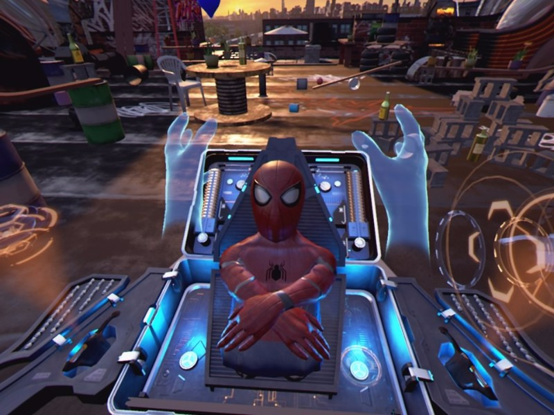 Spider-Man_ Homecoming VR_20170701115948