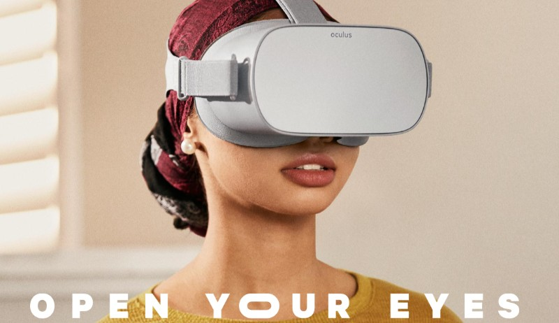 Oculus Go DMM
